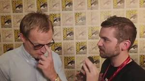 Paul Bettany on Vision from 'Marvel's The Avengers: Age of Ultron' at Comic-Con