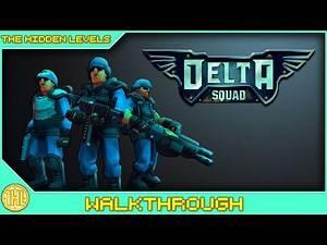 Delta Squad 100% Achievement/Platinum Trophy Walkthrough (XB1/PS4)