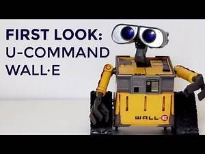 First Look: U-Command WALL•E