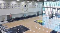 Pacers open new practice facility, St. Vincent performance facility