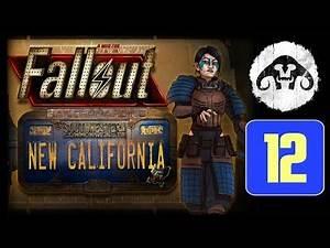 FALLOUT - New California #12 : A Mad Scientist's Role Model