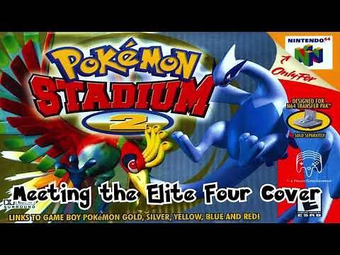 *SPECIAL COVER* Pokemon Stadium 2: Meeting the Elite Four Cover