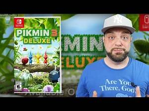 What Pikmin 3 Deluxe Says About The Nintendo Switch in 2020!