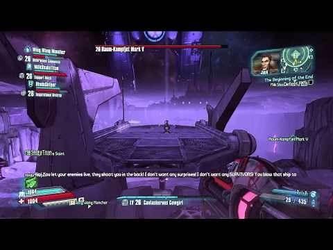 Defeat RKS ::: Borderlands: Pre Sequel (Part 64)