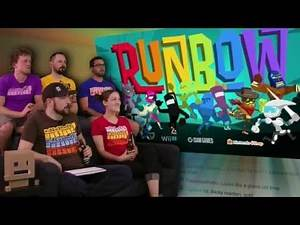 Runbow Guest Characters Trailer!
