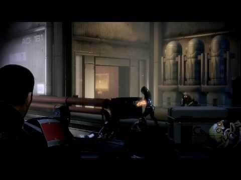 Mass Effect 2: Trailer zum DLC Kasumi Stolen Memory