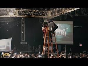 (NO ROPES MATCH!!!) Anthony Gangone vs Amazing Red - House Of Glory Wrestling