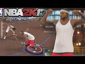 """NBA 2K17 MyPARK - NEW PARK 2v2 RULE! No More """"Make It, Take It""""   SNATCHING ANKLES & CONTACT DUNKS!!"""