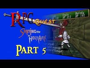 RPG Quest #168: Shining the Holy Ark (Saturn) Part 5