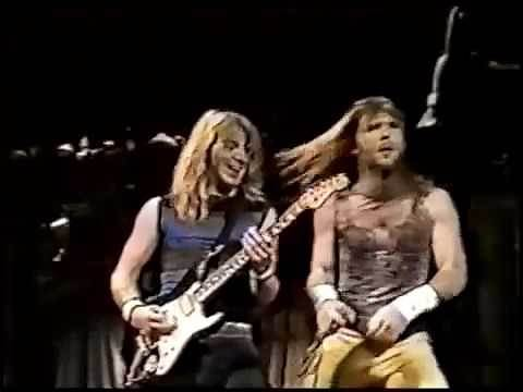 Iron Maiden - Rock In Rio (Full Concert - 1985)
