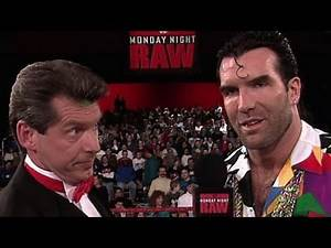 Special interview with Razor Ramon: Raw, January 11, 1993