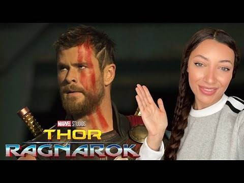 FIRST TIME WATCHING THOR: RAGNAROK Reaction! This is WHAT I'm talking about!