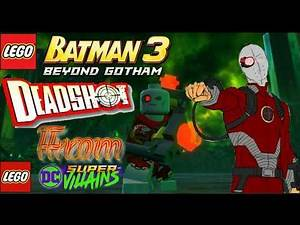 Deadshot (LEGO DC Super Villains) - LEGO Batman 3: Beyond Gotham MOD