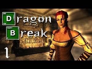 Skyrim Mods: Dragon Break - Part 1