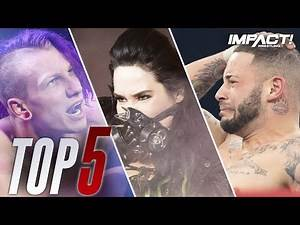 Top 5 Must-See Moments from IMPACT Wrestling for May 26, 2020 | IMPACT! Highlights May 26, 2020