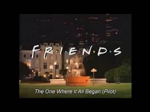 FRIENDS TV SHOW TITLE SONG SEP 22,1994