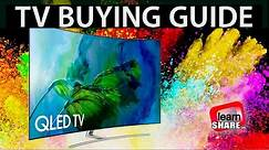 TV Buying Guide 2020 - HDR 4K TVs, OLED, LCD/LED, IPS, VA Screens