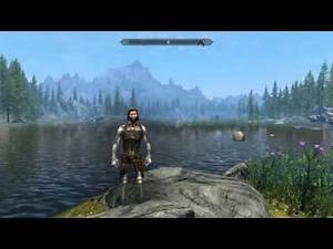 Skyrim PS4 Mod: Monster Costumes.
