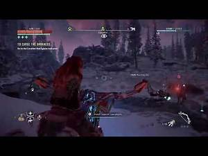 Horizon Zero Dawn Gameplay   PS4