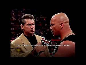 Stone Cold vs Shawn Michaels Wrestlemania 14 Promo (Sub Español)