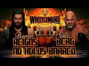 WWE Wrestlemania 35 Predictions | Dream Match Card