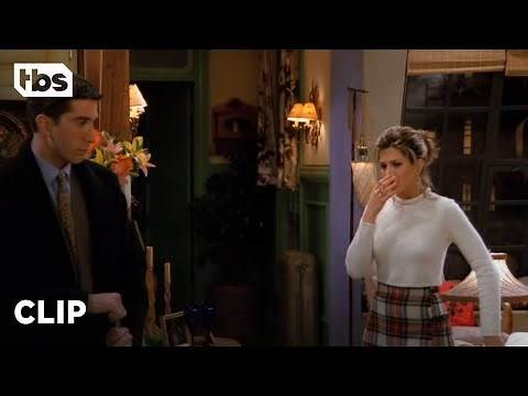 Friends: Rachel Loses Marcel (Season 1 Clip) | TBS