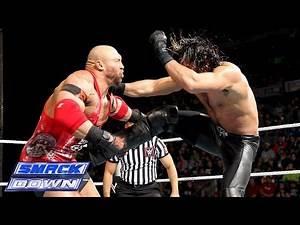 Ryback vs. Seth Rollins - SmackDown, November 28, 2014