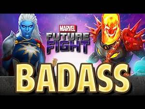 Cosmic Ghost Rider Character Model! Stream Announcement - Marvel Future Fight