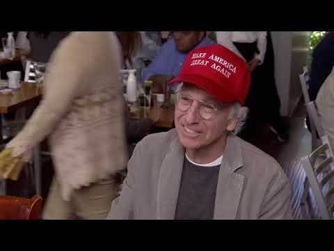 Curb Your Enthusiasm: MAGA Hat - All Clips Combined