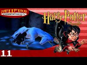 Harry Potter and the Philosopher's Stone (PS1) playthrough [Part 11: Unicorn Slayer]