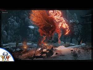 Sekiro Shadows Die Twice - Demon of Hatred Boss Fight - How to Defeat Him Easier with Whistle