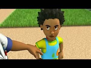 Cartoon Animation Story 3 Part 3 - College Packing/Thrown Away