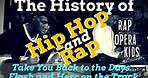 The History of Hip Hop for Students Rap Song #1 with Main Idea and Supporting Details Worksheets