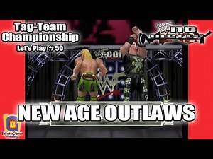WWF No Mercy - Let's Play #50 - The New Age Outlaws - Tag-Team Championship (03/09)