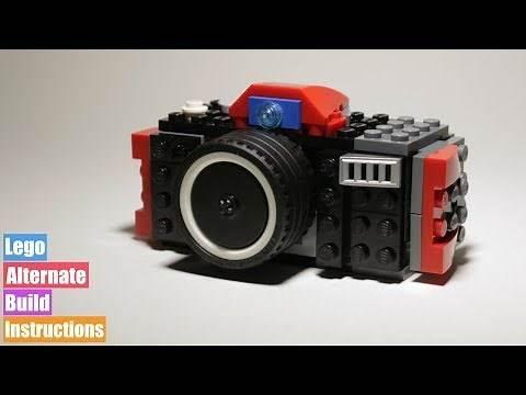 LEGO Alternate Build Instructions! - Spider-Man Bike Rescue (76113)