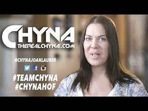 Chyna responds to the WWE