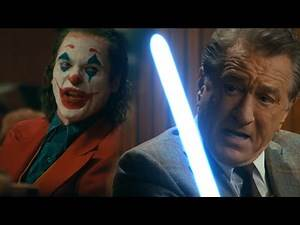 Joker Messes With The Wrong Jedi