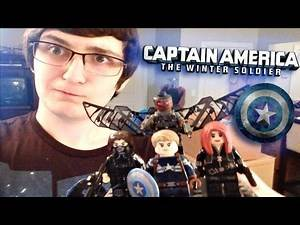 Captain America: The Winter Soldier Customs REVEAL!