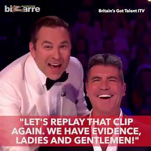 Dan Wootton - David Walliams and Simon Cowell​ are bromance goals on Britain...