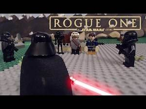 LEGO Star Wars Rogue One: The Vader Encounter...