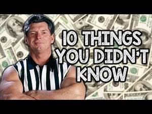 10 Things You Didn't Know About Vince McMahon