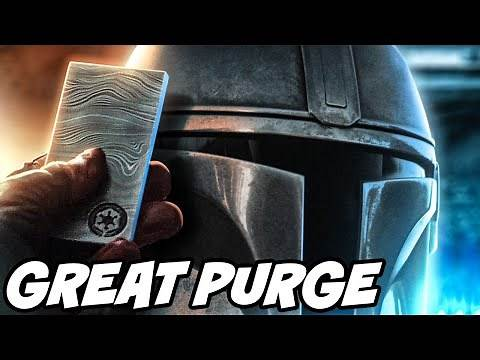 The Mandalorian Great Purge Fully Explained - Star Wars Explained