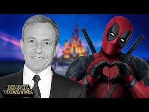 Disney PROMISES more R-Rated DEADPOOL movies!!!