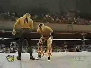 Triple H vs. Jeff Hardy in 1995