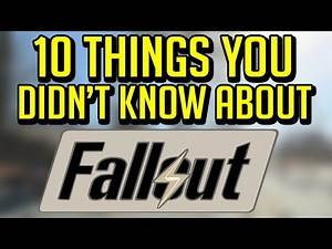 10 Things You Didn't Know About Fallout