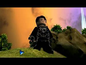 LEGO Batman 3: Beyond Gotham - Tor-An Free Roam Gameplay (Man Of Steel DLC)