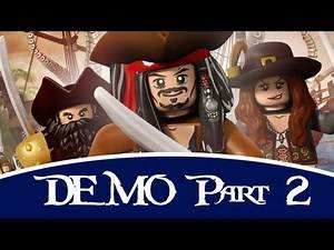 LEGO Pirates of the Caribbean: The Game Demo Part 2