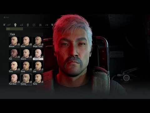 Ghost Recon Breakpoint – Character Creation - Character Customization