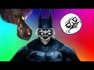 Batman Vr Funny Moments!