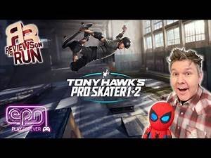 Tony Hawk's Pro Skater 1 2 Review! - Electric Playground